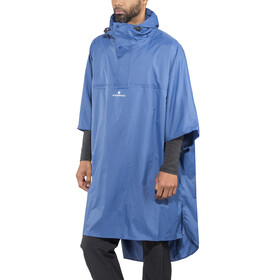 Ferrino Hiker Poncho blau